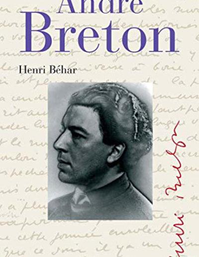 Couverture de André Breton le grand indésirable par Henri Béhar