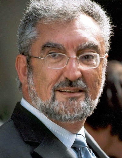 Henri Béhar en l'an 2000