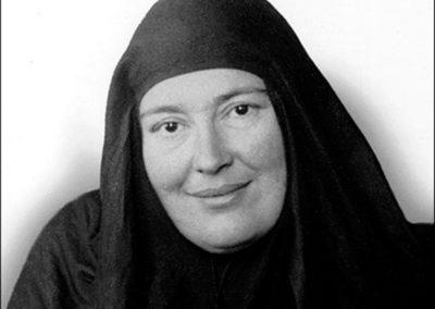 Mère Marie Skobtsov (archives D. Vicheney)
