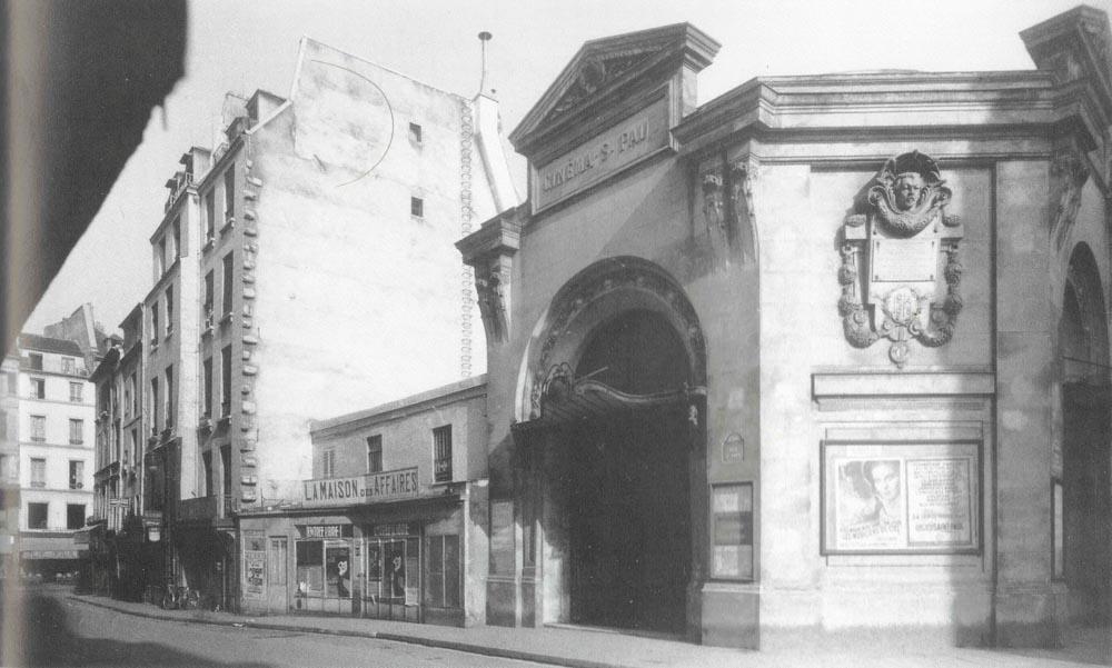 Le Grand Cinéma Saint-Paul