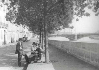 Le Pont de Sully, changeant et éternel