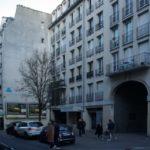 L'immeuble du 38 rue Saint-Paul photographié le 10 janvier 2021 @J.Barret