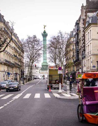 La même vue depuis la rue Saint-Antoine en décembre 2019 @J.Barret