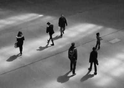 Pierre Ménard: « Chaque pas en ville est une écriture »