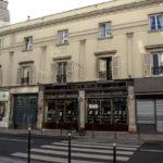 L'ancienne pension Lepitre, au 37 rue de Turenne @J.Barret