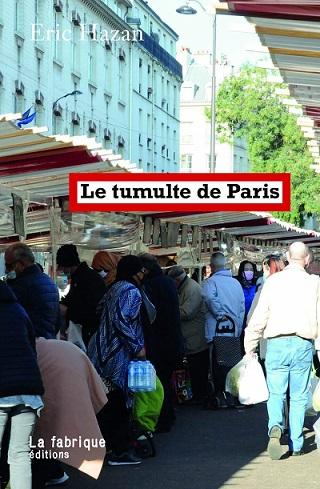 Couverture du livre Le Tumulte de Paris